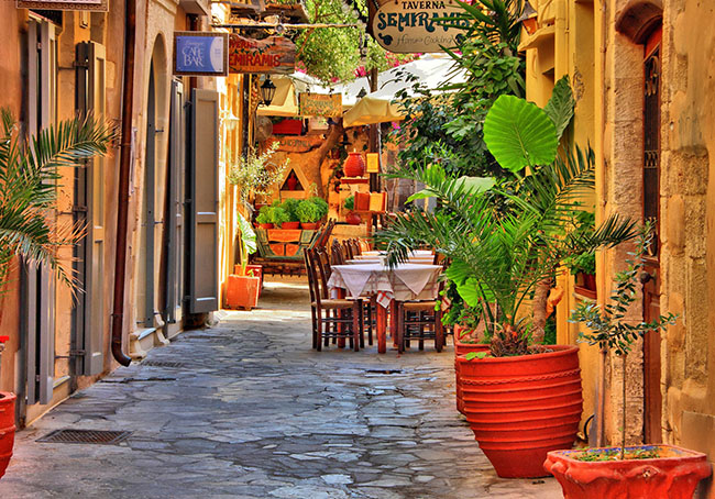 Chania - Old Town